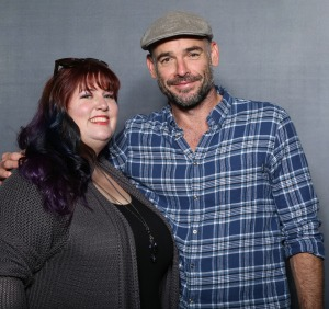 Heroes & Villains Fan Fest, San Jose 2016 Absolutely thrilled to finally meet Paul Blackthorne!!! *swoon*