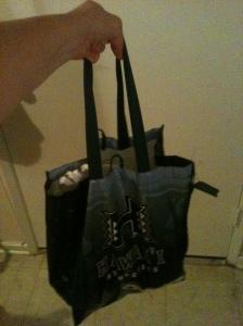 I knew I'd need that Jensen Ackles bag again someday...