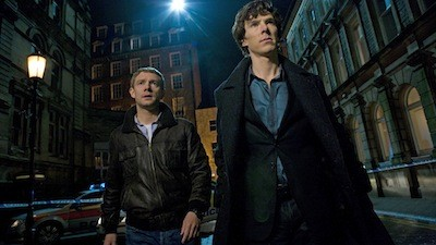 Sigh.  Gotta wait until 2014 for more SHERLOCK.  Might be worth the stretch