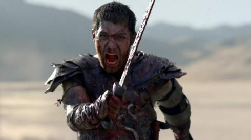 But it's okay, Spartacus!  I'm fine with your show ending!  AAAHHHHH!!!