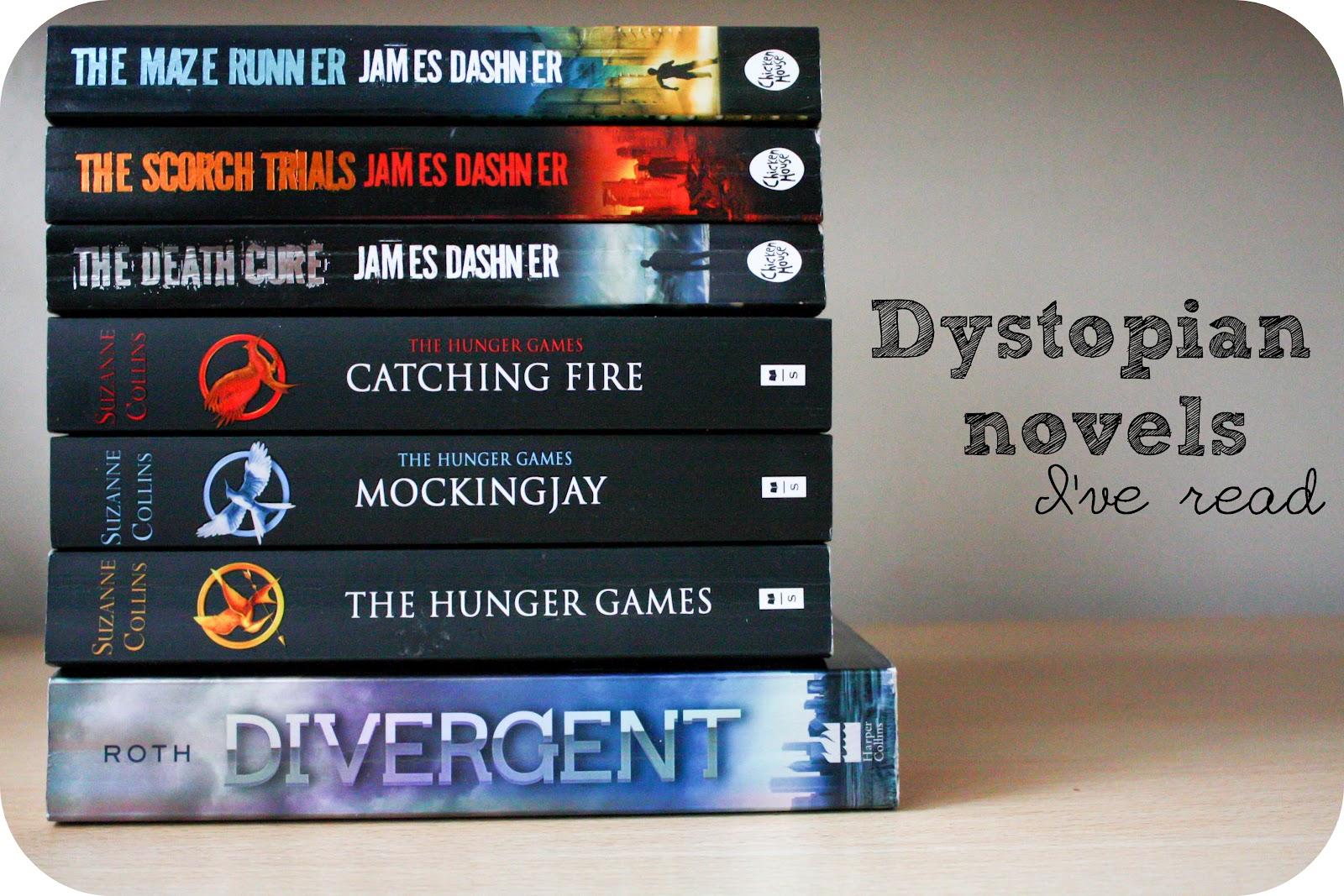 Best new dystopian books 2014 july