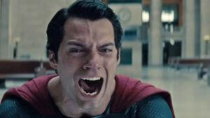 Supermans reaction after killing General Zod