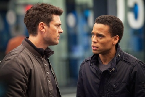 Bones gets an android cop for a partner in Almost Human