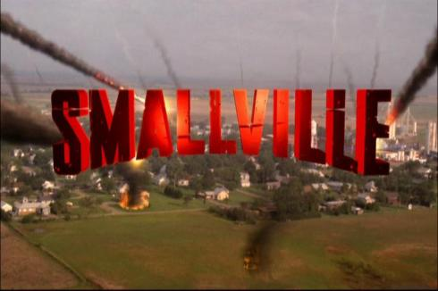 The Smallville season 7 minicaps would like to apologize if you don't like these last few episodes.  It was the Writer's Strike that did that.