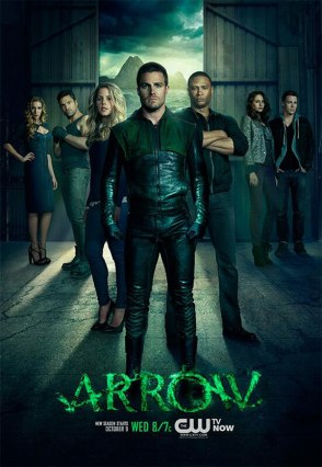 arrow-season2-poster