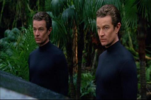 More than one James Marsters running around could threaten the stability of our universe.  Maybe.