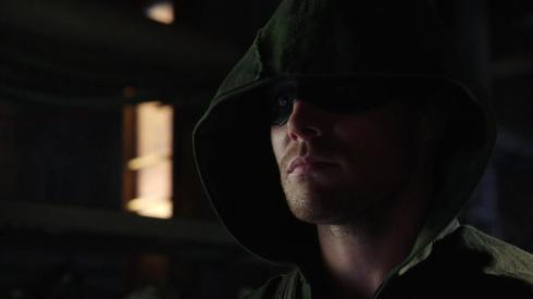 "Damn right ""Like a hero"", Felicity.  Damn right."