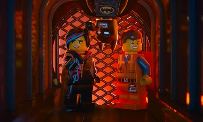 Guest Post!! ~ All Star Cast Pieces Together Lego Movie Magic