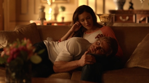 """Just thinking about you, Laurel...and your younger sister...and that girl I met that I just knocked up...but mostly about you."""