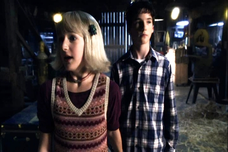 Sadly the Smallville spinoff The Young Clark and Chloe Chronicles never took off.