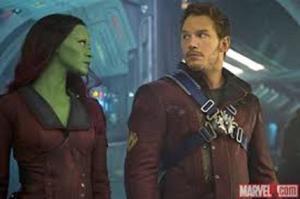 Gamora&Quill