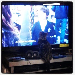 they watch Once Upon a Time too