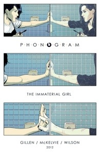 The promo for the still unreleased next Phonogram series.