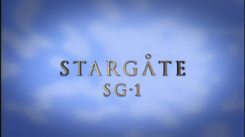 The Stargate SG-1 Season One Minicaps is going out on a cliffhanger.  Deal with it.
