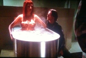 """""""May I suggest some chlorine, because that tub is filthy!"""""""