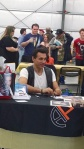 Adrian Paul is damn good looking. Just sayin'
