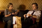 "Blood Ties - ""Blood Price"" - Christina Cox as Vicki, Dylan Neal as Mike - Lifetime Entertainment"