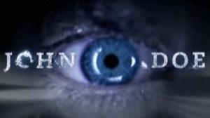john doe title card